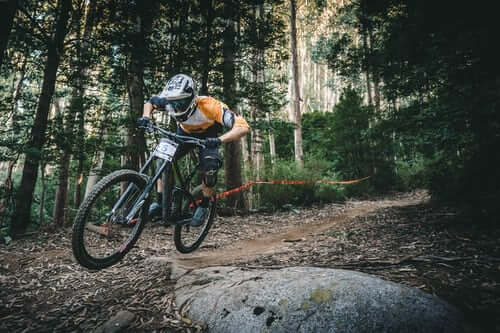 Personal Story: How  mountain biking helps my mental health